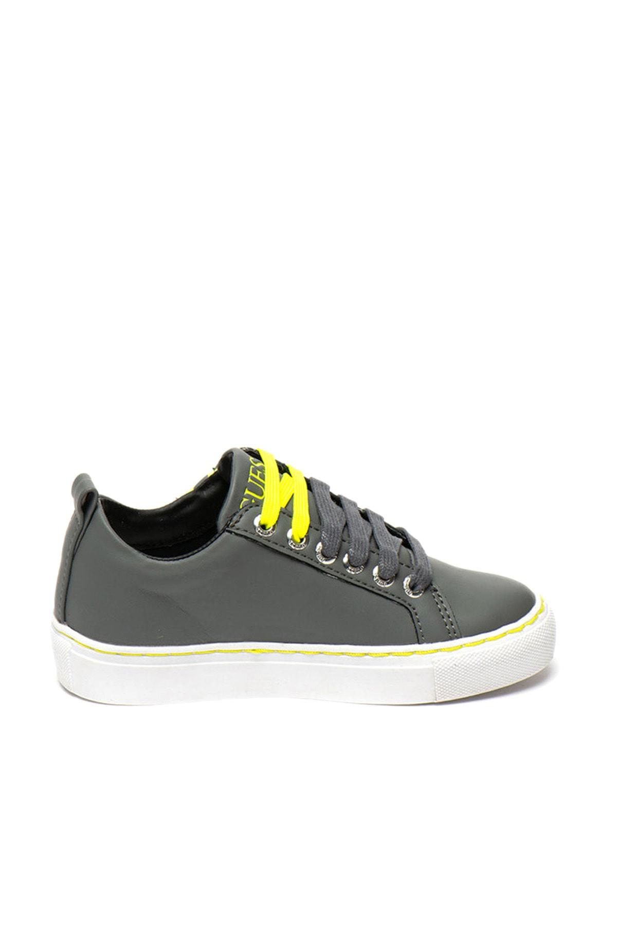 Guess Erkek Çocuk Sarı Ayakkabı 2