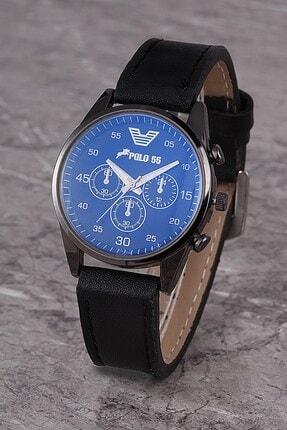 Polo55 Plkk014r02 Kadın Saat Dekoratif Göstergeli Kadran Deri Kordon
