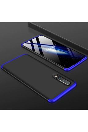 Huawei P30 360 Tam Koruma Kapak 3 Parça Slim Fit