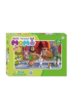 Adel Tavşan Momo : 24 Parça Puzzle