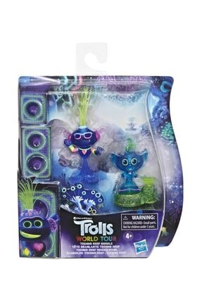Trolls World Tour İkili Set E7955 - Techno Reef Bobble