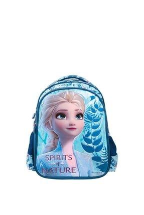 Frozen Kız Çocuk Salto Spirits Of Natur Ilkokul Çantası 5147
