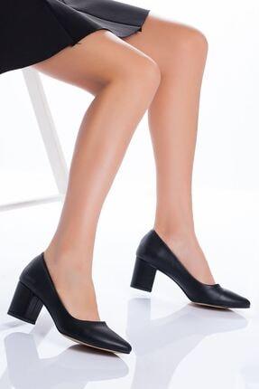 derithy -klasik Topuklu Ayakkabı-siyah