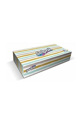 Selpak Kutu Mendıl Beyaz