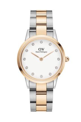 Daniel Wellington Iconic Lumine 32 RG/S White Kadın Kol Saati DW00600358
