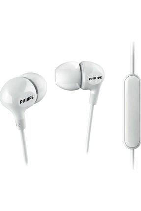 Philips She3555wt/00 Beyaz Kulakıcı Mıkrofonlu Kulaklık