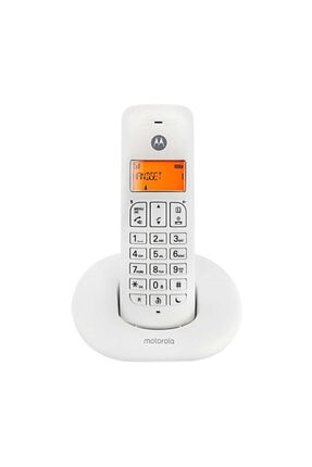 Motorola Beyaz Telsiz Telefon