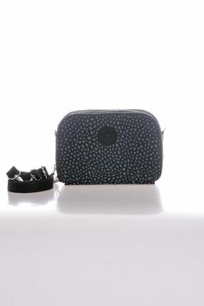 SMART BAGS Kadın Siyah Puantiye Portföy Smb3038-0091