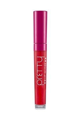 Flormar Dudak Parlatıcısı - Pretty Lip Gloss Crimson Scarlet P812 8690604138913