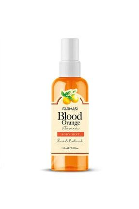 Farmasi Blood Orange & Turmenic Vücut Spreyi 115 ml