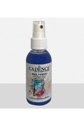 Cadence Your Fashion Sprey Kumaş Boyası 1110 Navy Mavi 100 Ml