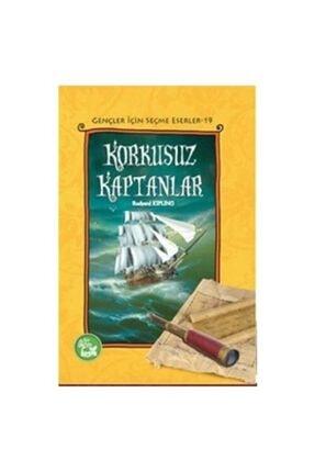 Kuşak Yayınları Korkusuz Kaptanlar-rudyard Kıplıng