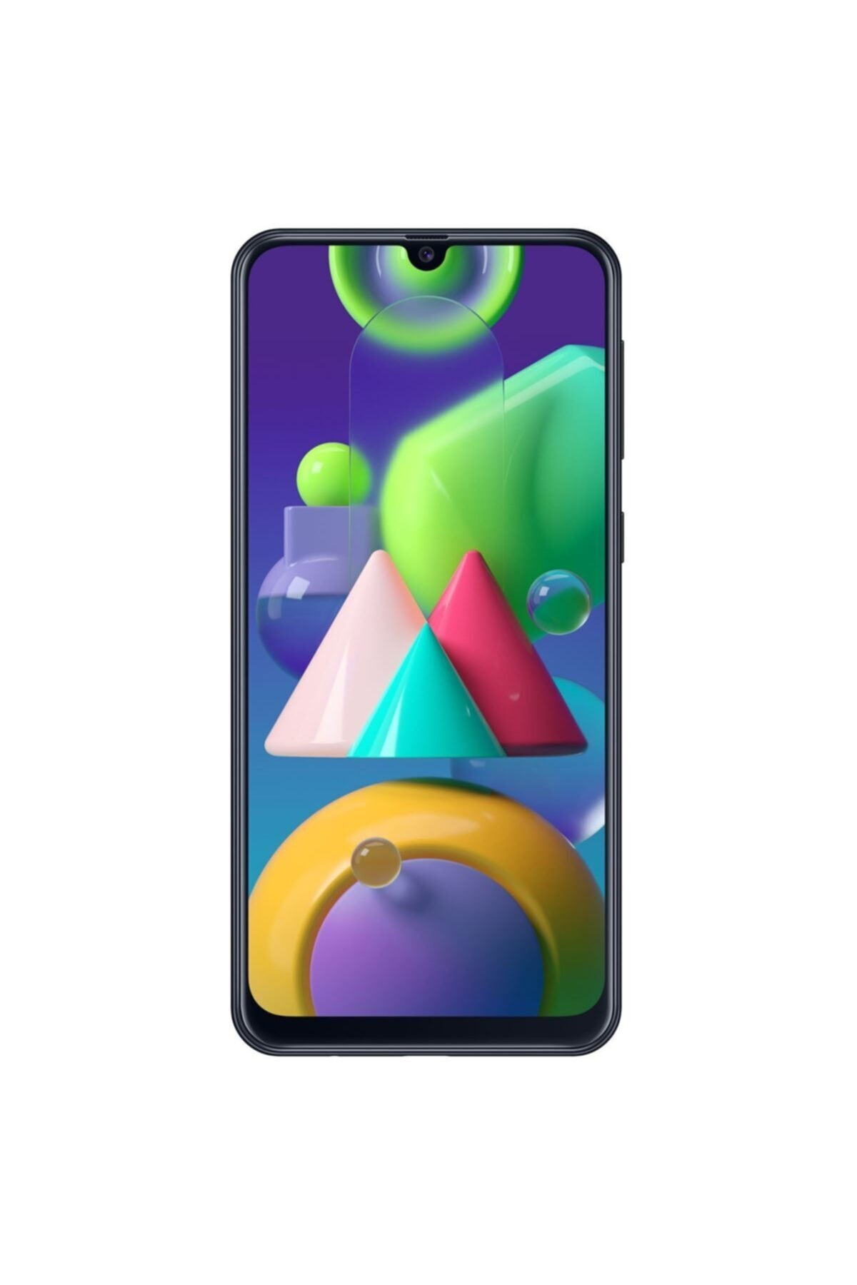 Samsung Galaxy M21 64GB (Çift SIM) Siyah Cep Telefonu (Samsung Türkiye Garantili) 1