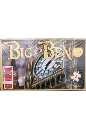 Değişim Yayınları 3d Puzzle - Big Ben Londra - 113 Parça
