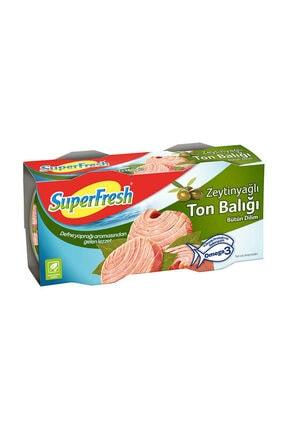 SuperFresh Super Fresh Ton Z.Yağlı 2*160 gr