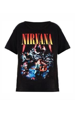 Köstebek Nirvana - Kurt Cobain Mtv Unplugged Unisex Tişört