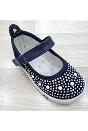 MOMYKİDS Lacivert Patik Keten Ayakkabı M106 E 32022