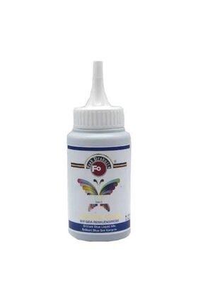 FO Lacivert Sıvı Gıda Renklendiricisi 160 ml