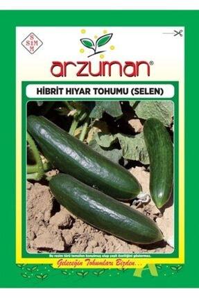 Arzuman Tohum Arzuman Salatalık Selen Hibrit Hıyar Tohumu (f1)
