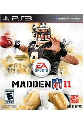 EA Sports Ps3 Madden Nfl 11 Playstation Oyunu