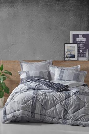 Cotton Box Çift Kişilik Uyku Seti Miranda Gri