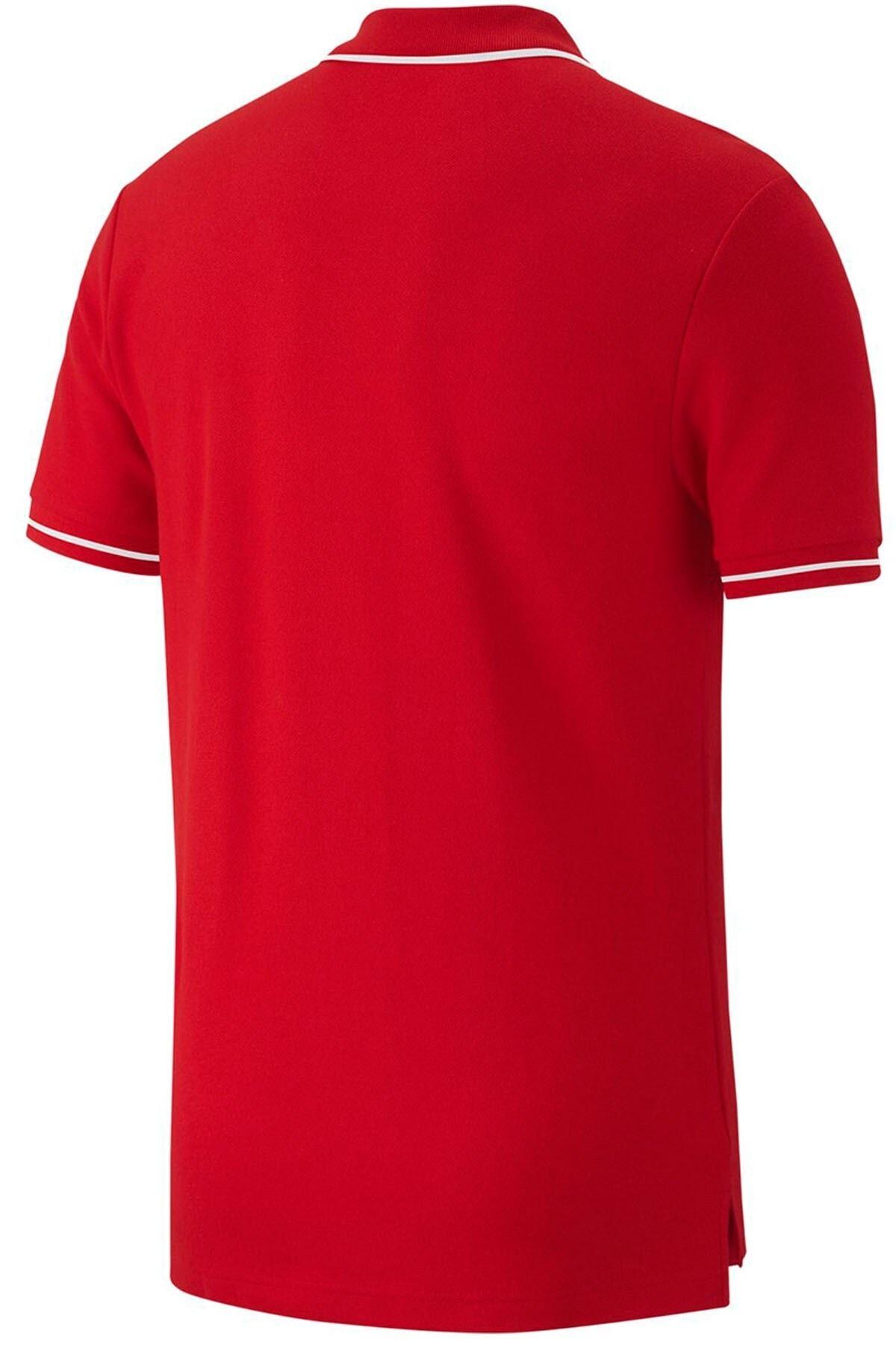 Nike M Polo Tm Club19 Erkek Polo Tişört Aj1502-657 2