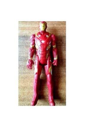 Anıl Iron Man Demir Adam Avengers 28 cm Sesli Işıklı Karakter Oyuncak
