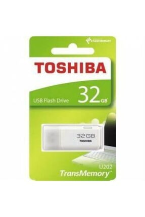 Toshiba Hayabusa 32gb Usb Flash Bellek Beyaz