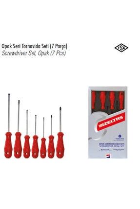 Marka Izeltaş Rod Seri Tornavida Takımı 7 Pr. 4300008107