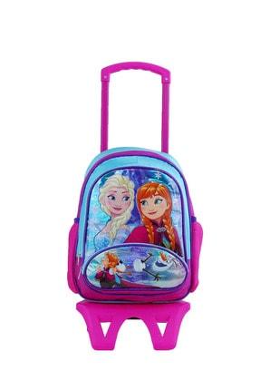 Disney Frozen Disney Elsa Çekçekli Ilkokul Sırt Çantası 96431