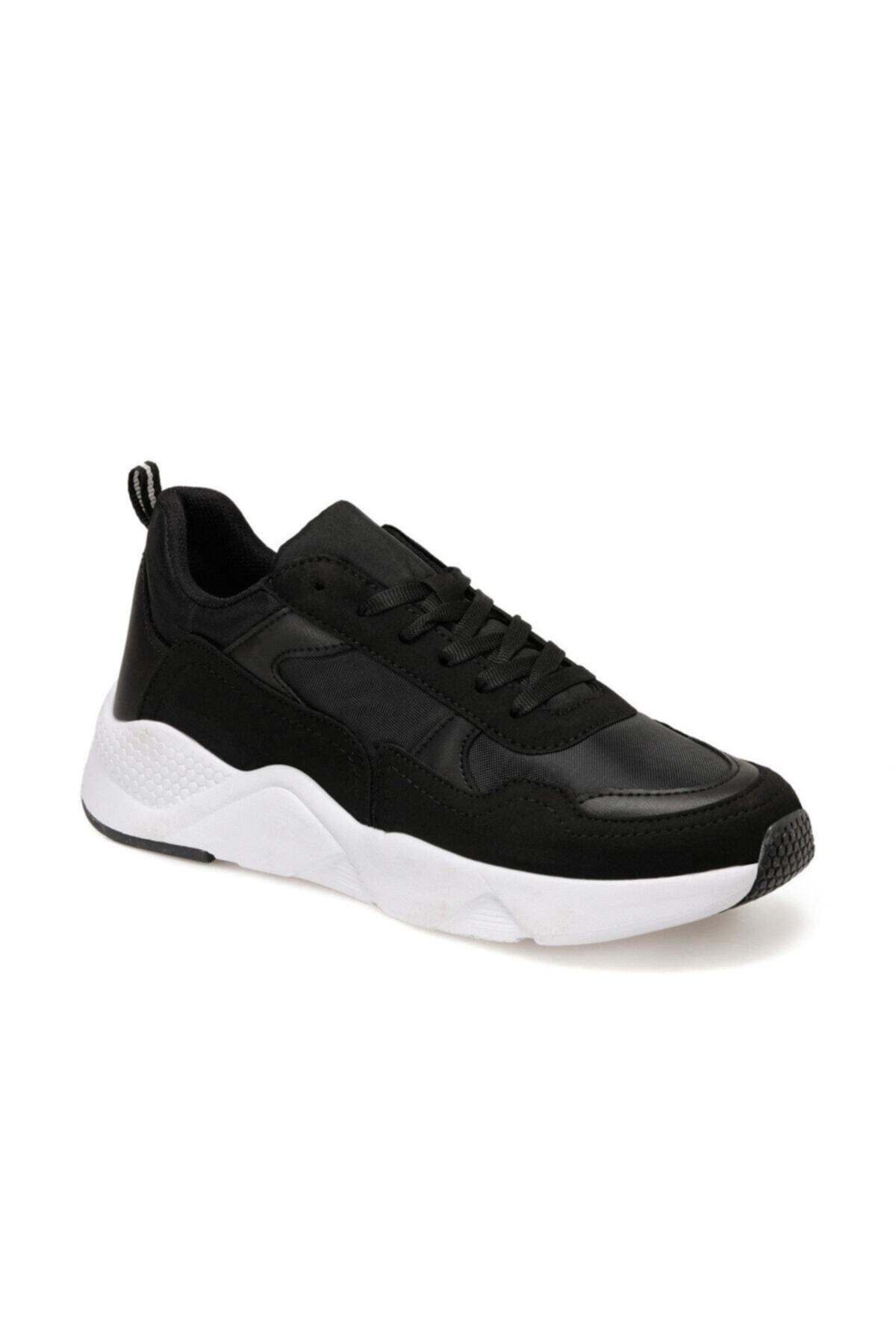 Torex DENVER Siyah Erkek Sneaker Ayakkabı 100577239 1