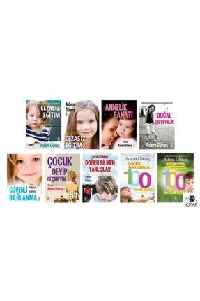 Timaş Yayınları Adem Güneş Çocuk Eğitimine Ilk Adım 9 Kitap Set
