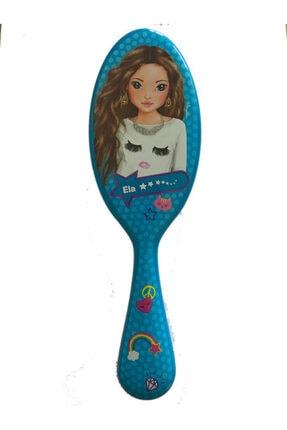 Top Model Fırça Ela Mavi 35