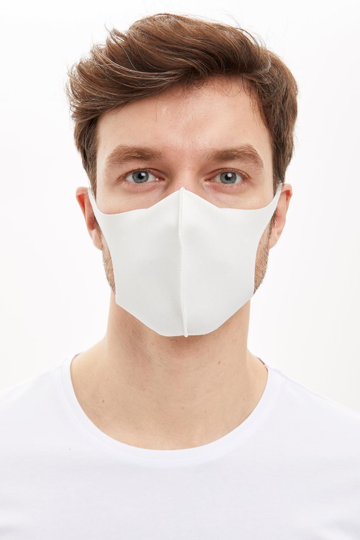 DeFacto Erkek Yıkanabilir Maske