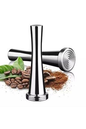 Nespresso Icafilas Doldurulabilir Kapsül Kahve Tamper Kahve Sıkıştırma Ekipmanı