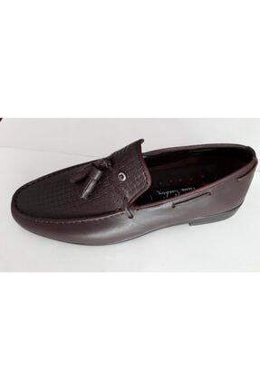Pierre Cardin Erkek Kahverengi Loafer Ayakkabı