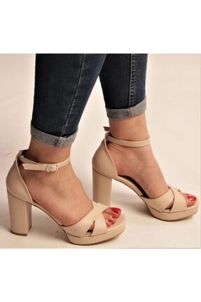 Pierre Cardin Kadın Topuklu Ayakkabı