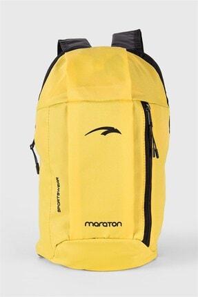 MARATON Unisex Sarı Sportswear Sırt Çanta