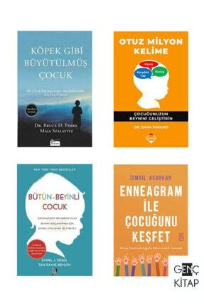 Timaş Yayınları Çocuk Gelişimi 4 Kitap Set Aile Çocuk Gelişimi