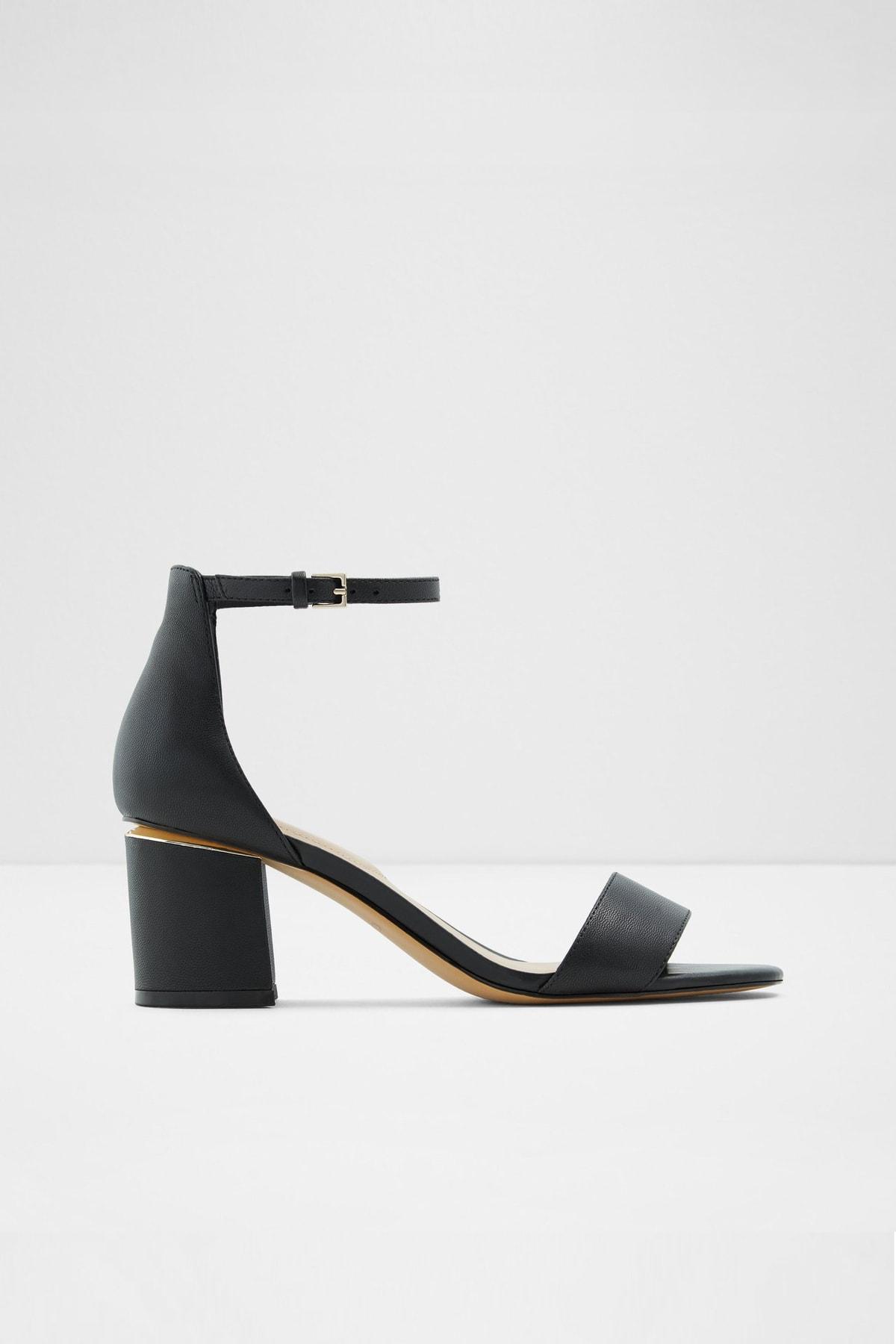 Aldo Kadın Siyah Orta Topuklu Ayakkabı 1