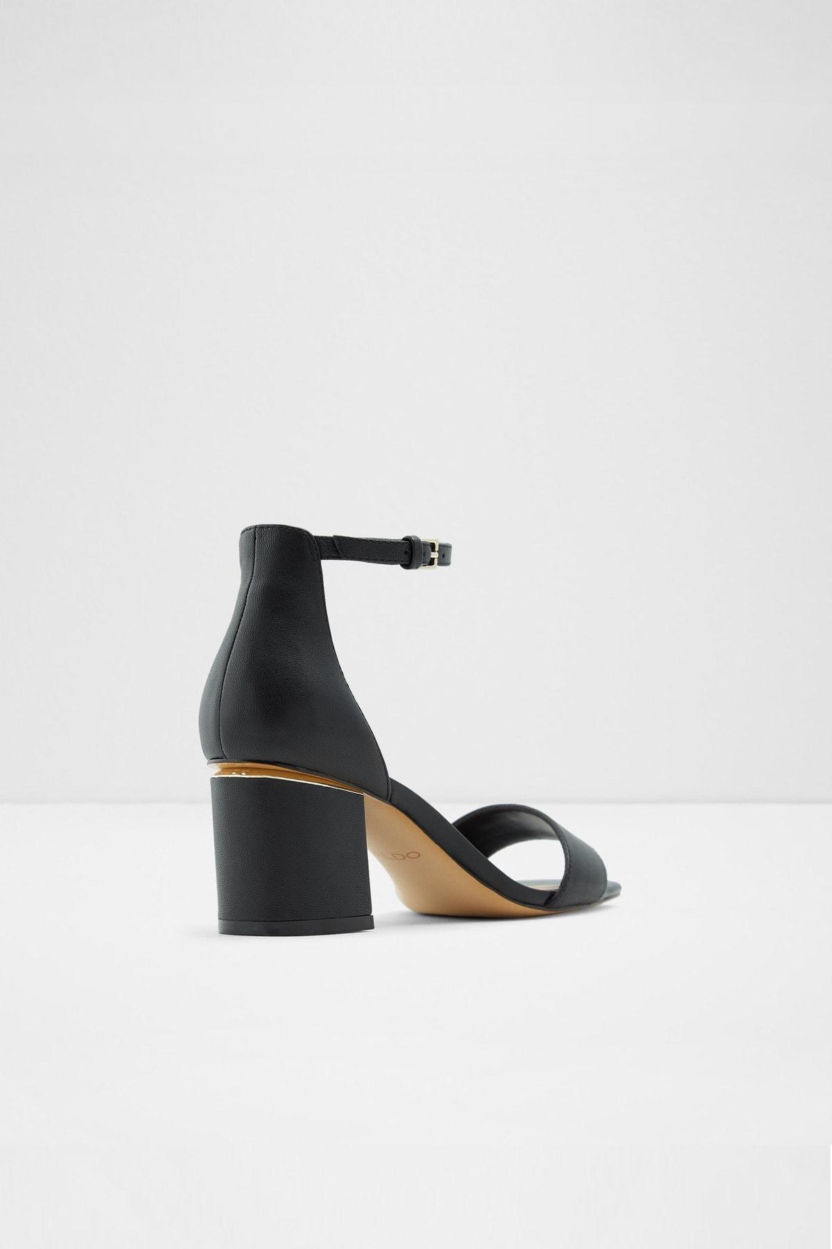 Aldo Kadın Siyah Orta Topuklu Ayakkabı 2