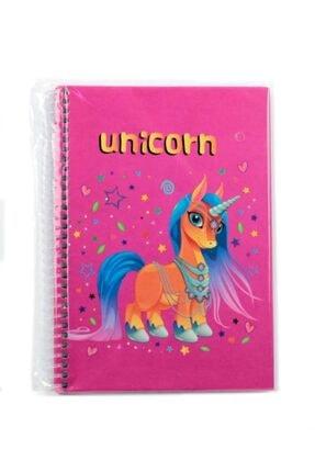 Cem Unicorn Defter By 14x20 Unc-1802