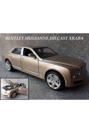 Bentley Mulsanne Modifiye Demir Araba Kapı Bagaj Kaput Açılır Gold