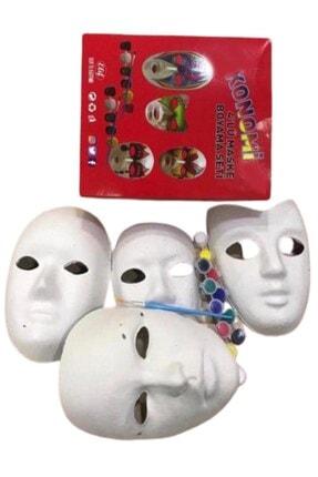 RoseRoi 4'lü Maske Boyama Seti