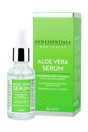 New Essentials Aloe Vera Serum 30 ml 8682079030458