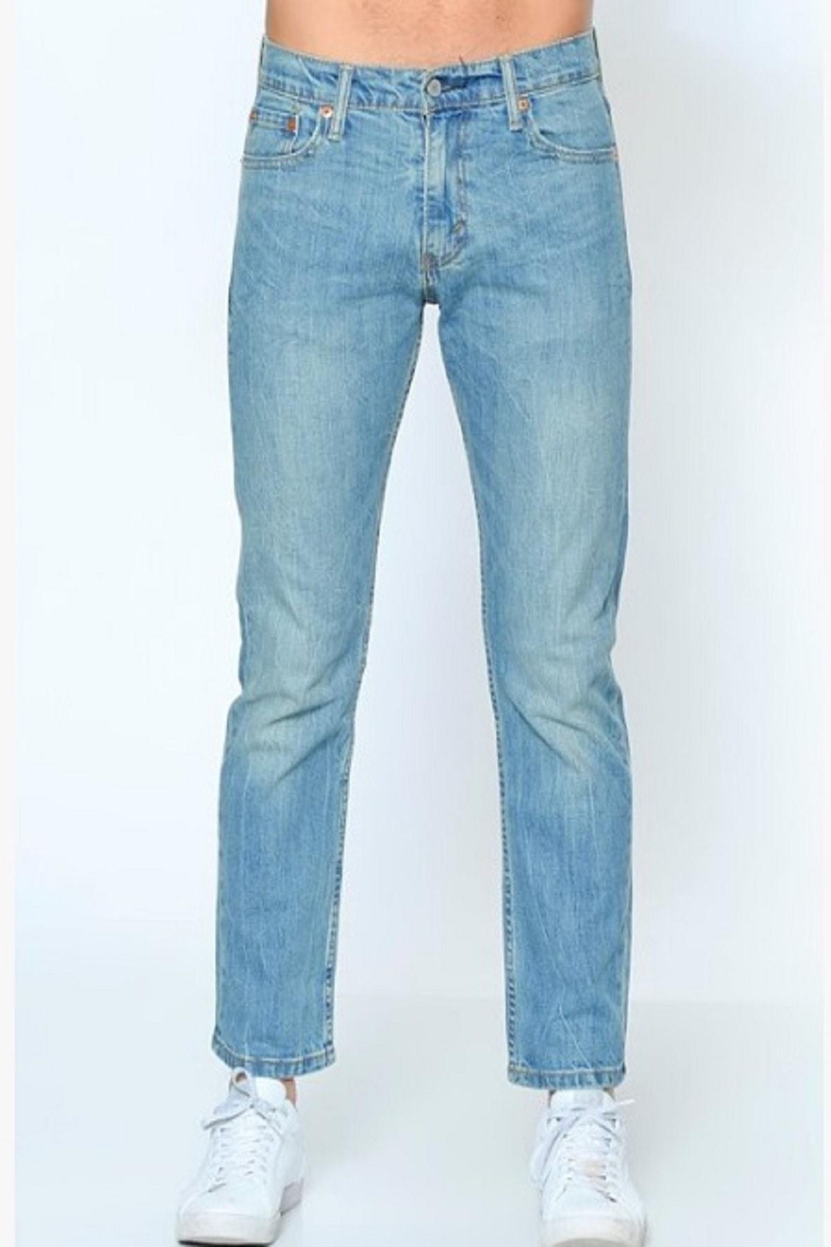 Levi's Erkek Açık Mavi Jeans Pantolon 29990-0478 2