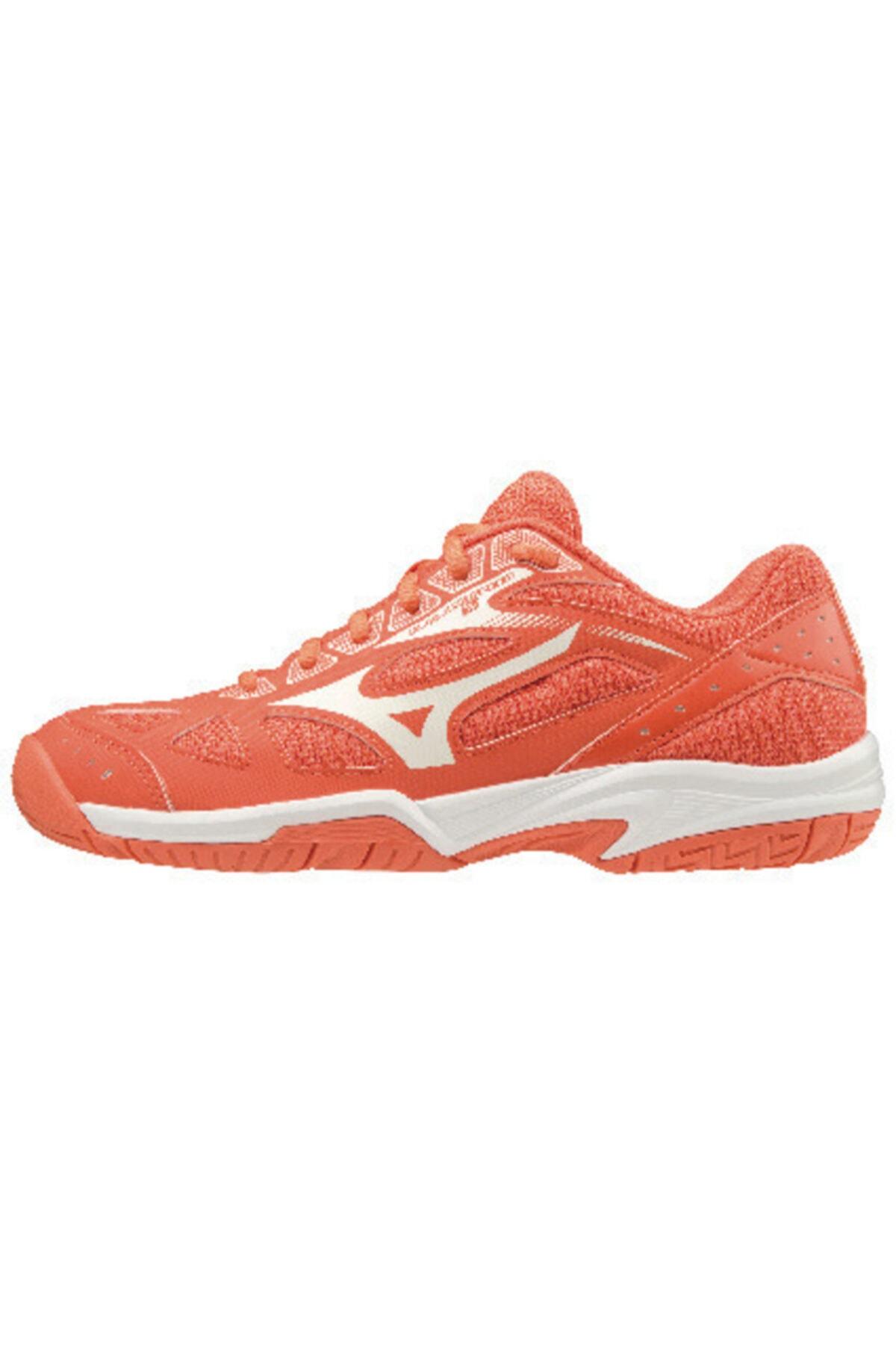 MIZUNO Cyclone Speed 2 Kadın Voleybol Ayakkabısı Pembe 1