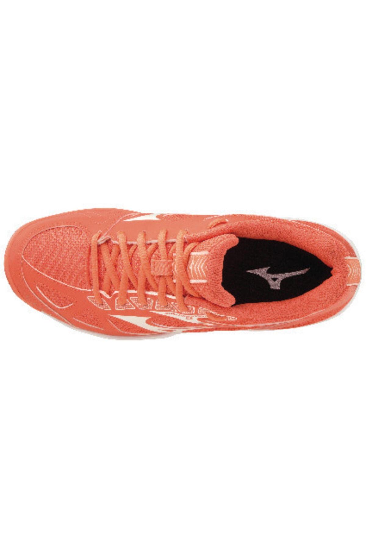 MIZUNO Cyclone Speed 2 Kadın Voleybol Ayakkabısı Pembe 2