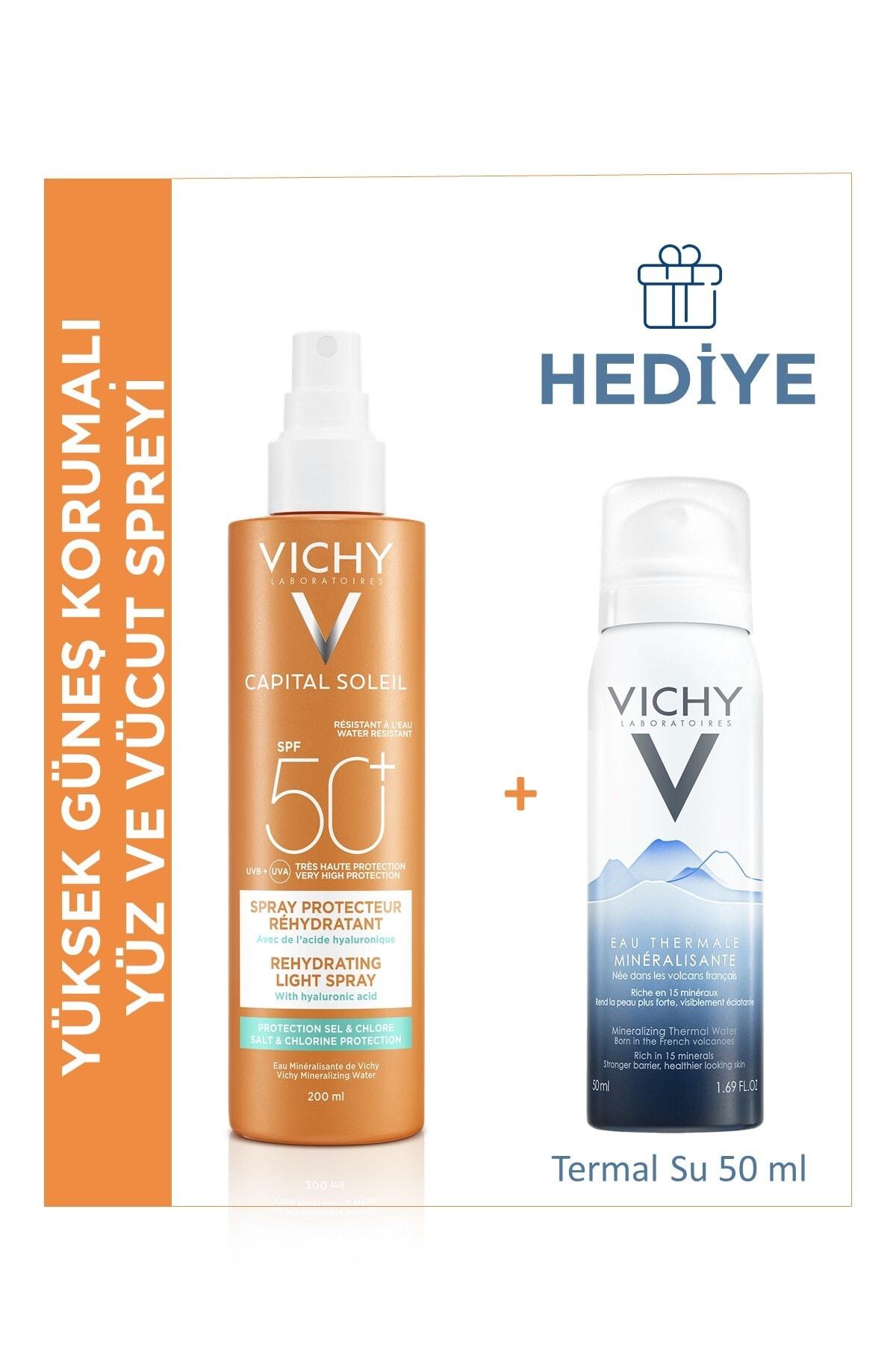 Vichy Ideal Soleil Yüksek Korumalı Yüz ve Vücut Güneş Koruma Seti Tüm Cilt Tipleri 8681689318567