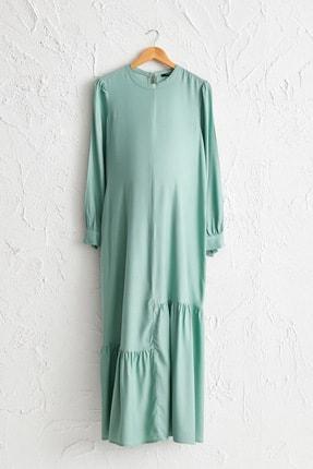 LC Waikiki Kadın  Suyeşili   Elbise 0Wh444Z8
